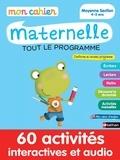 Jeanine Villani et Nicole Herr - Mon cahier maternelle  : Mon cahier maternelle 4/5 ans.