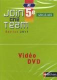 Nathan - Anglais 5e Join the Team A2. 1 DVD