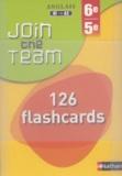 Nathan - Anglais 6e/5e Join the Team A1-A2 - 126 flashcards.