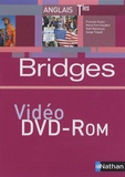 François Guary et Marie Fort-Couderc - Anglais Tles Bridges - Vidéo DVD-ROM.