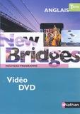François Guary - Anglais Tle New Bridges. 1 DVD