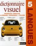 Angeles Gavira - Dictionnaire visuel - 5 langues anglais, français, allemand, espagnol, italien.