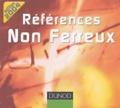 Dunod - Références non ferreux - CD-Rom.