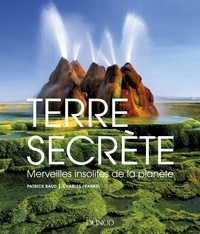 Patrick Baud et Charles Frankel - Terre secrète.