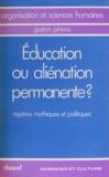 Marcel Pineau - Education permanente.