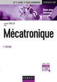 Lionel Birglen - Mécatronique - Cours avec exercices corrigés.
