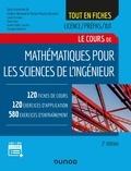 Frédéric Bertrand et Myriam Maumy-Bertrand - Mathématiques pour les sciences de l'ingénieur - Licence Prépas IUT.
