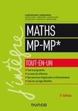 Claude Deschamps et François Moulin - Maths MP-MP* - Tout-en-un.