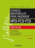 Jean-Dominique Mosser et Jacques Tanoh - Sciences industrielles pour l'ingénieur MPSI-PCSI-PTSI - Tout-en-un.