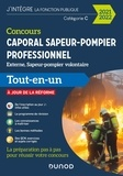 Hakim Mamouri et Roland Ligary - Concours Caporal sapeur-pompier professionnel - Concours externe, sapeur-pompier volontaire. Catégorie C. Tout-en-un.