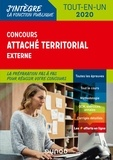 Franck Sajet - Concours Attaché territorial externe - Tout-en-un - 2020.