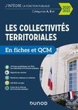 Odile Meyer - Les collectivités territoriales en fiches et QCM - 2020 - Catégorie A, B et C.