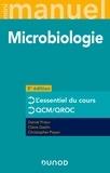 Daniel Prieur et Claire Geslin - Mini Manuel - Microbiologie - 3e éd.