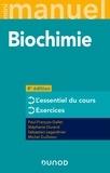 Paul-François Gallet et Stéphanie Durand - Mini Manuel de Biochimie - 4e éd. - Cours + QCM/QROC + exos.
