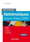 Daniel Fredon - Mathématiques - Licence, prépas, Capes.