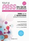 Daniel Fredon et Casteras fabienne Labilloy - Tout le PASS en QCM et exercices - 3000 QCM et exercices corrigés. Tronc commun : UE1, UE2, UE3, UE4, UE5, UE6, UE7.