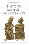 Jacques Chailley - Histoire musicale du moyen age.