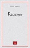 Daniel Poirion - Résurgences - Mythe et littérature à l'âge du symbole (XIIe siècle).