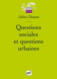 Julien Damon - Questions sociales et questions urbaines.