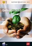 David Colle - Quelle croissance !? - Rapport Anteios 2011.