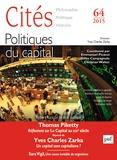 Emmanuel Picavet et Gilles Campagnolo - Cités N° 64/2015 : Politiques du capital.
