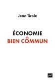 Economie du bien commun / Jean Tirole | Tirole, Jean (1953-....)