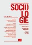 Collectif - Sociologie N° 1/2017 : .