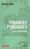 Nicaise Médé - Finances publiques - Espace UEMOA/UMOA.