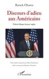 Barack Obama - Discours d'adieu aux Américains.
