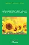 Bernard Halimana Hangi - Initiation à la comptabilité agricole adaptée au système comptable OHADA révisé.