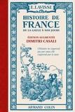 Ernest Lavisse et Dimitri Casali - Histoire de France - Cours élémentaire.