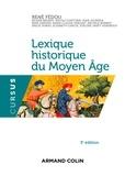 René Fédou - Lexique historique du Moyen Age.