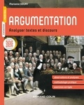Marianne Doury - Argumentation - Analyser textes et discours.