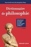 Jacqueline Russ et Noëlla Baraquin - Dictionnaire de philosophie.
