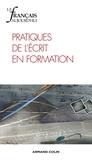 Lucile Cadet et Fanny Rinck - Le français aujourd'hui N° 184, Mars 2014 : Pratiques de l'écrit en formation.