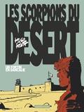 Hugo Pratt - Les scorpions du désert Tome 3 : Un fortin en Dancalie.