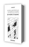 Hergé - Les Aventures de Tintin  : Tintin en noir et blanc - Coffret de 9 volumes.