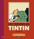 Dominique Maricq - Les trésors de Tintin - 22 fac-similés rares extraits des archives d'Hergé.