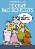 Philippe Geluck - Le Chat Tome 20 : Le Chat fait des petits - Coffret en 3 volumes.
