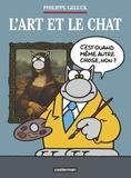 Philippe Geluck - Le Chat  : L'Art et le Chat.