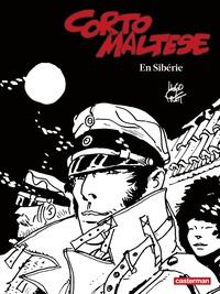 Hugo Pratt - Corto Maltese en noir et blanc Tome 6 : En Sibérie.