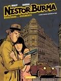 Léo Malet et Nicolas Barral - Nestor Burma Tome 8 : Boulevard... Ossements.