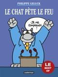 Philippe Geluck - Les Best of du Chat Tome 6 : Le Chat pète le feu.