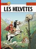 Jacques Martin et Marc Jailloux - Alix Tome 38 : Les Helvètes.