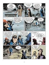 Corto Maltese Tome 15 Le jour de Tarowean