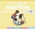 Gilbert Delahaye et Marcel Marlier - A la maternelle avec Martine - J'entre au CP - 30 fiches détachables.
