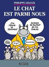 Philippe Geluck - Le Chat Tome 23 : Le Chat est parmi nous.