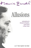 Maurice Zundel - Allusions.