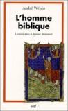André Wénin - L'homme biblique - Lectures dans le premier Testament.
