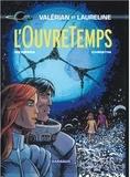Jean-Claude Mézières et Pierre Christin - Valérian et Laureline Tome 21 : L'OuvreTemps.